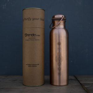 Copper Chakra Bottle