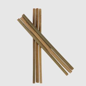 Bamboo Straws (Set of 6)