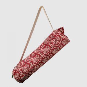 Yoga Mat Bag- Printed