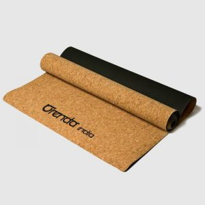 Cork Yogi Travel Mat