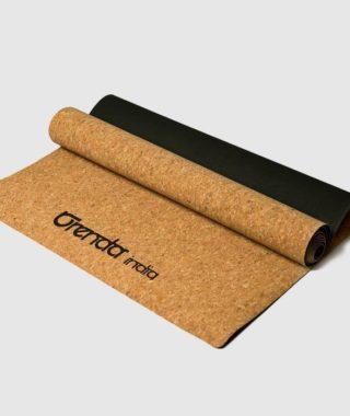 Cork Yogi Travel Mat