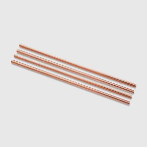 Copper Straws (Set of 4)
