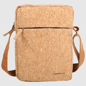 Unisex Cork Crossbody Bag