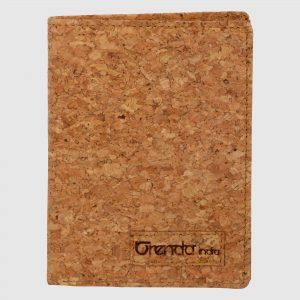 PASSPORT HOLDER-CORK