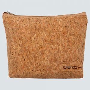 TRAVEL POUCH- CORK